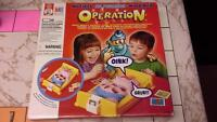 Milton Bradley's My First Operation Board Game