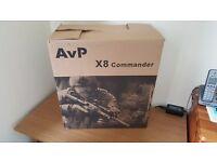 AvP Commander X8