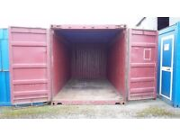 20ft Shipping Container - Open Top