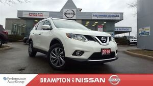 2015 Nissan Rogue SL FULLY LOADED *Navigation, Rear View Monitor