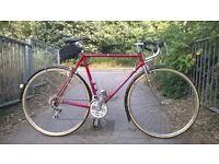 R.E.W Reynolds of Northampton Retro Road Racing Bike Poss UK Delivery