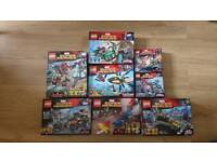 Lego Marvel Heroes Selection