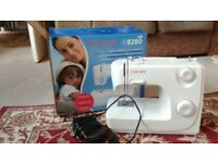 Boxed singer 8280 sewing machine