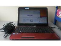 Toshiba Satellite L750-22Z LAPTOP / 15.6 INCH/ 8GB RAM/ 750GB HDD