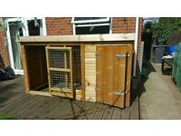 8x4 large dog Kennel