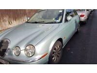 Stunning Jaguar s type petrol and gas(lpg)