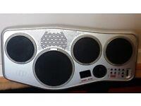 Yamaha DD-35 drum pad with sticks - Works fine