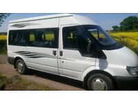 MOTORHOME, 2004 FORD DIESEL, FSH, LONG MOT NO ADVISORIES, INTERIOR LIKE NEW, EXCELLENT CONDITION