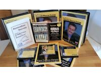 FREE Russ Whitney Property Investment and Refurbishment Books plus Audio CDs