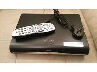 Sky+ HD Box Including Remote Control