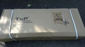 T n P BLACK HEAVY DUTY WEIGHTS BENCH - Brand New & Boxed Up