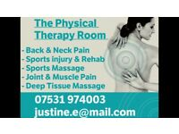 Injury & Sports Massage Clinic. Sports/Occupational Injury, Pain & Therapeutic Massage Treatment
