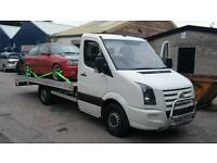 Vw crafter cr35 2009 recovery truck for sale px welcome. Any inspection swop !