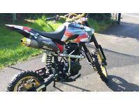 2013 Very fast 5 Speed pitbike 150cc Liffan
