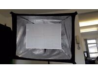 Photoflex Medium SilverDome nxt Softbox