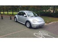 2002 02 Vw beetle 1.6 petrol 12 months MOT