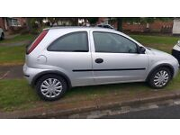 vauxhall corsa semi auto 2004 very low miles mint drives like new 1 litre engine