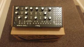 moog mother 32 analog modular synthesizer synth 4 months old , with receipt