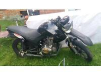 Lexmoto Assault 125cc Spares or repairs