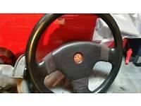 astra gte steering wheel