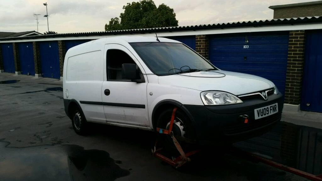 2009 1.3 CDTi Vauxhall Combo Van - Non Start