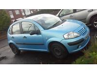 C3 1.4 HDi £30- road tax Cheap little car
