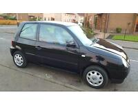 VOLKSWAGEN LUPO 1.0 E 3dr ** 1 Yrs Mot & Fully serviced A very Nice Car ** (black) 2002