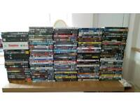 150+ dvds and box sets