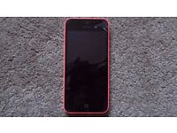 SPARES/REPAIRS - Apple iPhone 5c - Needs New Screen!