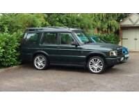 Landrover discovery 2 swap van and cash
