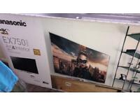 Panasonic 75inc 4K 3D