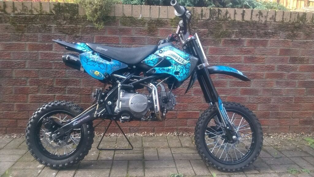 Honda Parts Cheap >> Pit Bike Stomp 125 Dec 2015 | in Chester Le Street, County ...