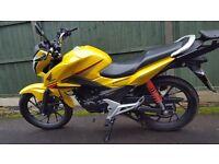 Honda CB125F 2016 18 Months Honda Warranty