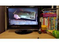 TV - Currys 15 inch HDMI DVD TV