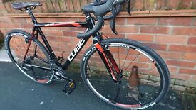 Cyclo-cross, brand new riden 4-5 times, including speedometer