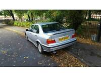 Bmw 318 1.8 fore pat sell