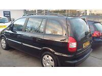 zafira for sale or swap small car