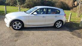 BMW 1 Series 118D Sport 2.0 Diesel