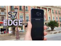 SAMSUNG S7 EDGE BRAND NEW SEALED FOR SALE