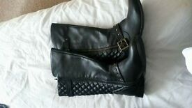 4 Pairs of Ladies Knee High Boots Size 7 E Fit for sale