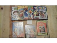 kids dvds mixed bundle x9 check photos out