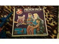 Vintage Ghostbusters proton pack