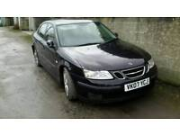 Saab 9.3 Sport 1.8t (2007) 07 only 58500 miles