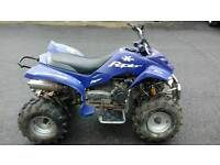 Quad bike 150cc auto suit 12 years-adult, runs very well