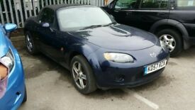 2008 Mazda MX5 SPECIAL ICON EDITION ** 1 of 1250 Made ** Spares or Repairs or Export