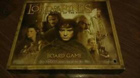 LOTR board game