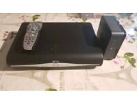 Sky+ HD Box and Sky Hub Router