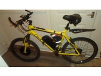 ***PRICE REDUCED*** GHOST SE1200 mountain bike with fast 30kph + electric motor. OPEN TO OFFERS