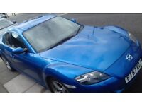 SEXY MAZDA RX8 1.3... only £1800 ovno