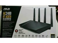 Wireless Router ASUS AC2400 RT-AC87U